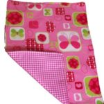 Making Doll Clothes – #2 Easy Dolly Burp Cloth