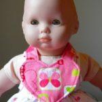 Making Doll Clothes – #3 Easy Dolly Bib