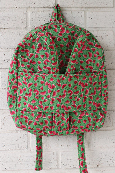 Watermelon Doll Carrier Backpack